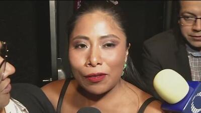 En toda una odisea se convirtió poder entrevistar a Yalitza Aparicio en los premios Ariel