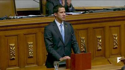 Guaidó declares 'state of emergency' in Venezuela