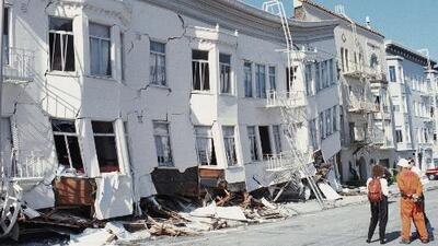 USGS prevé décadas de mayor actividad sísmica a causa de una sequía de terremotos en California