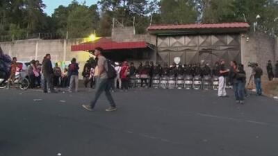 Un incendio dejó más de 40 muertos en Guatemala y sus sobrevivientes cuentan cómo se inició la tragedia