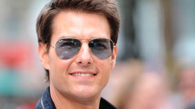 Tom Cruise recibe amenazas de muerte