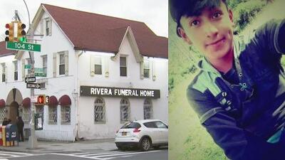 Dan el último adiós a joven ecuatoriano que murió en un accidente de construcción en Queens