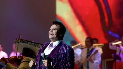 Juan Gabriel ofrece concierto en Nuevo México en beneficio a los niños