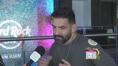 """Jean Manuel presenta su disco """"A donde digas voy"""" en San Juan"""