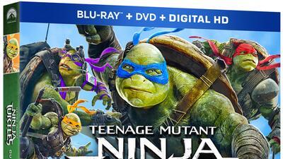'Teenage Mutant Ninja Turtle: Out of the shadows'' ahora a la pantalla chica