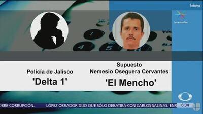 Grabación atribuida al narcotraficante alias 'El Mencho' expone el control sobre la Policía de Jalisco