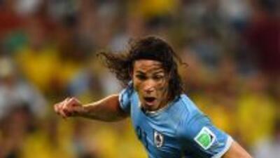 Uruguay venció a Marruecos por la mínima con penal de Cavani