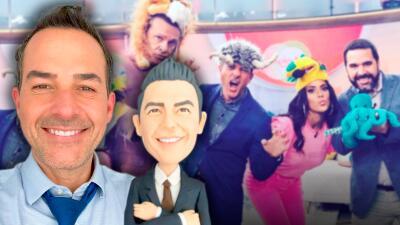 Las travesuras de Carlos Calderón: las fotos más locas, curiosas y creativas junto a sus compañeros del show