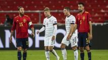 Hoy se definieron las semifinales de la UEFA Nations League