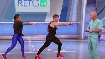 Abdomen, brazo, cintura y más: seis rutinas de ejercicios ideales para hacer en casa