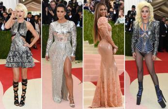 Fashionometro: Lo mejor de la Gala Met 2016