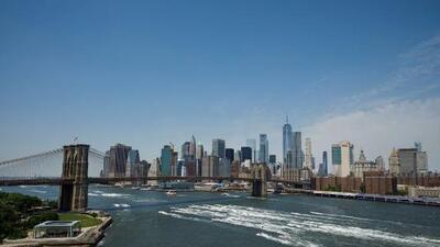 Se espera que la semana en Nueva York empiece con cielos mayormente soleados y sin posibilidad de lluvias