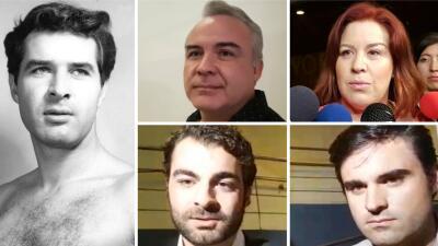 Estos son los hijos de Rogelio Guerra (los que conoces y los que no)