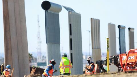 Alabama busca aprobar una iniciativa que permitiría donar reembolsos de impuestos para construir el muro
