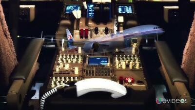 Tu Primer Clic: avión desviado por computadora