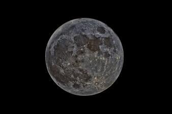 El misterio de la Luna Negra