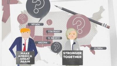 Pronóstico: Cómo votarán los hispanos mañana