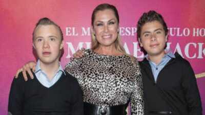 Leticia Calderón luchará para que sus hijos no paguen por los errores de Juan Collado