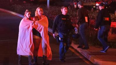 Esto es lo que se sabe hasta el momento del tiroteo en un bar de California que dejó 12 personas muertas