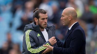 """Bale no perdona a Zidane: """"Merecía estar en la Final de Champions desde el principio"""""""