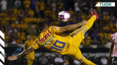 Tigres supera al América e impone nueva marca