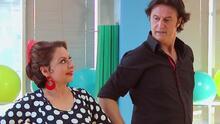 María Antonieta Collins cumplió su sueño de bailar flamenco con 'Poty' Castillo