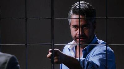 Alan le juró a Carlos que no es un asesino