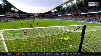 Mason Toye abre el marcador al minuto 91 y Minnesota United ya gana ante FC Dallas
