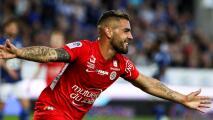 Adiós Francia: ex Tigres Andy Delort jugará por Argelia