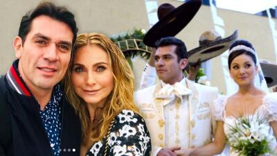 Jorge Salinas y Elizabeth Álvarez celebran su octavo aniversario de bodas en Italia