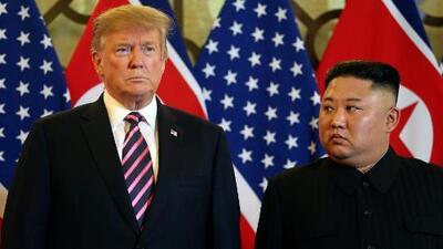 Histórica segunda reunión entre el presidente Trump y Kim Jong Un en Vietnam