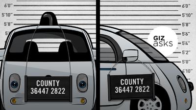 ¿Quién tendrá la culpa cuando un vehículo autónomo arrolle a un peatón?