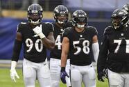 Brote de COVID-19 pone en riesgo el duelo entre Ravens y Steelers