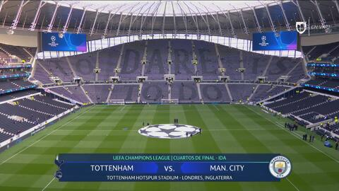 ¡Todo listo en Inglaterra! Así lucen el Hotspur y el Anfield Stadium para los duelos de Champions