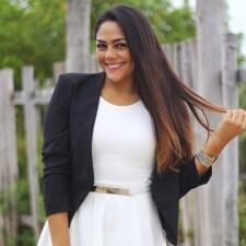 Ana Paulina Cáceres dejó de ser una niña y ahora es una sexy jovencita