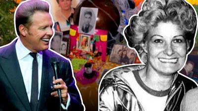 Ex de Luis Miguel muestra la prueba más contundente de que la mamá del cantante murió