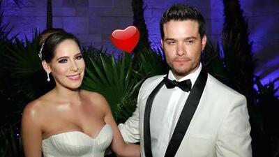 La boda de Brandon Peniche y Krystal Cid estuvo llena de glamour y estrellas