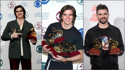 Juanes, el cantante con más Latin GRAMMY en la historia