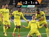 ¡Submarino de Semis! Villarreal venció al Dinamo Zagreb y avanzó