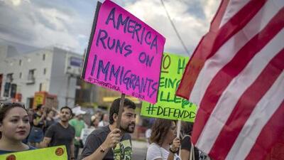 La Ley SB54 entra en vigor y promete dar algo de tranquilidad a la comunidad inmigrante en California