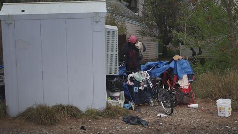 Preocupación ante el creciente número de desamparados hispanos en vecindarios de Chicago