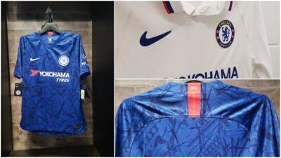 Se filtran los detalles de la que sería la nueva playera del Chelsea