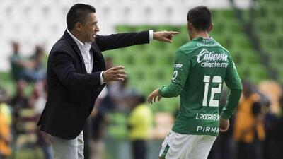 ¡Buenas noticias para León! José Iván Rodríguez irá de inicio ante Tigres