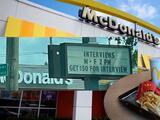 Estos restaurantes McDonald's en Florida están pagando $50 para que vayas a una entrevista de trabajo
