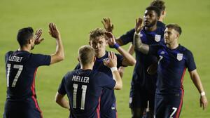 El Team USA tendrá un amistoso ante Trinidad y Tobago