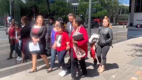 Confían que la niña salvadoreña con orden de deportación pueda quedarse en Estados Unidos