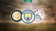 ¡Por la gloria! Inter, Ajax y City pueden ser campeones