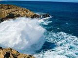 Exhortan a tener precaución al visitar playas este fin de semana largo