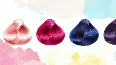 El lado oscuro del pelo de colores