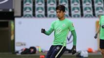 Estadounidense Ulysses Llanez puede debutar en la Bundesliga
